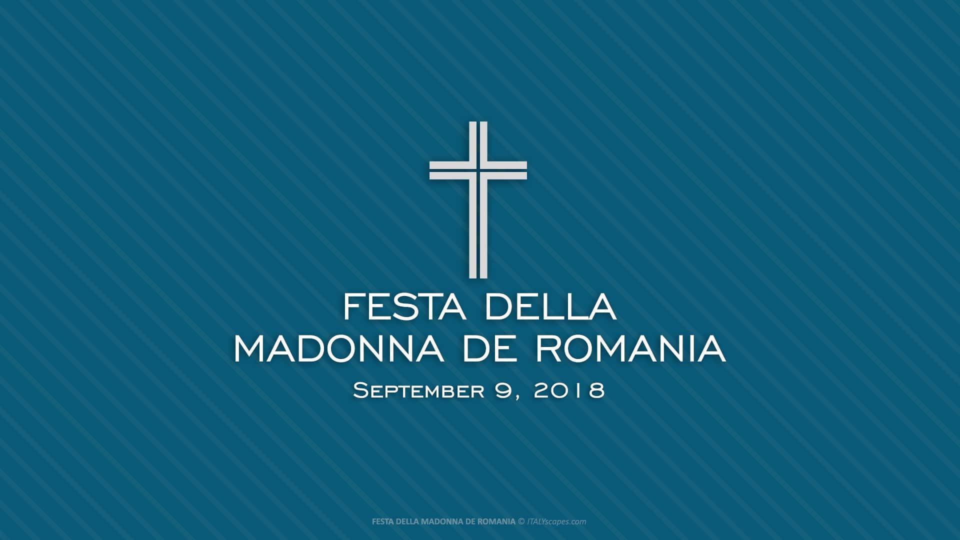 Festa Della Madonna De Romania September 9 2018 Tropea