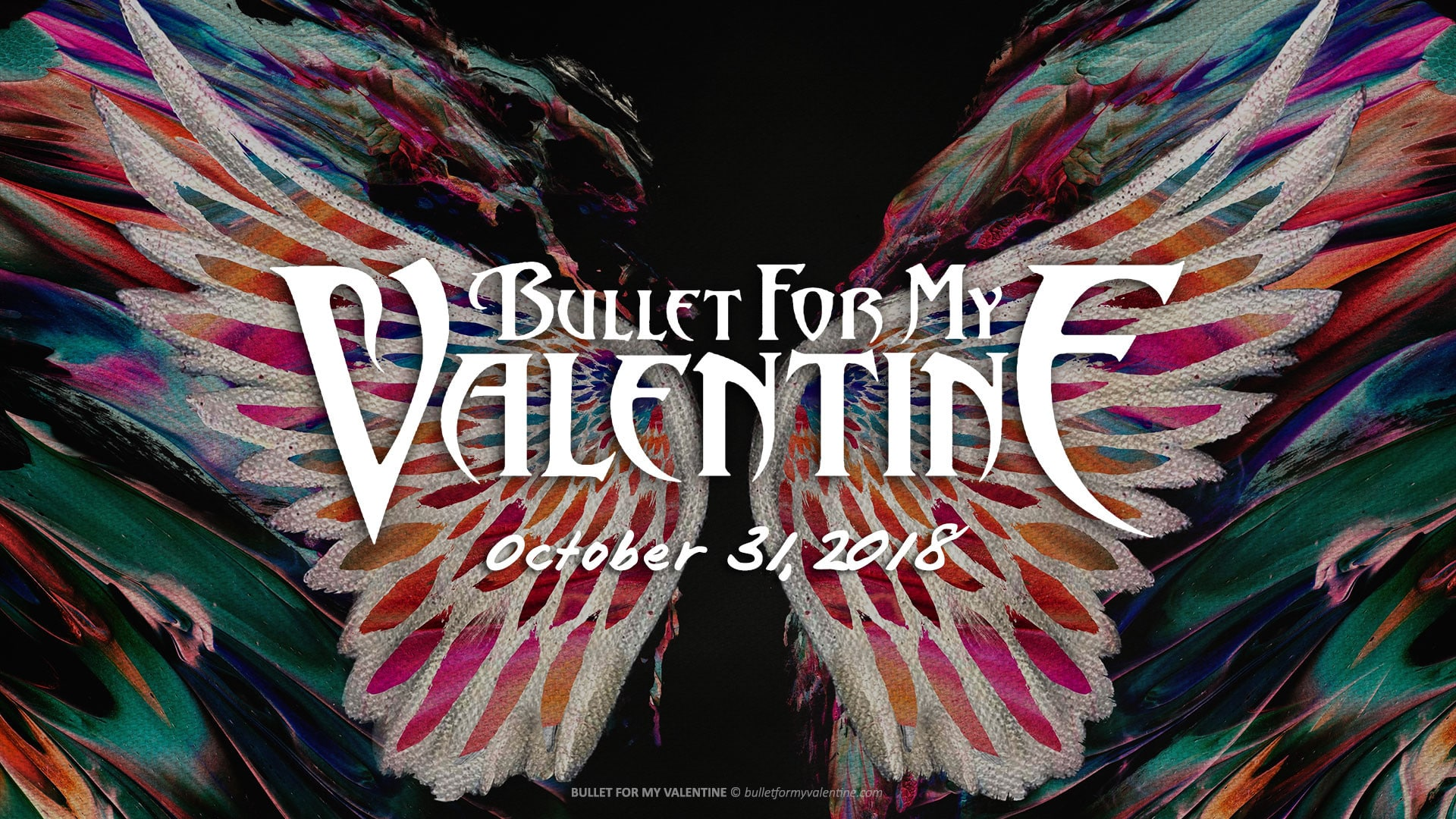 Bullet For My Valentine October 31 2018 Bologna