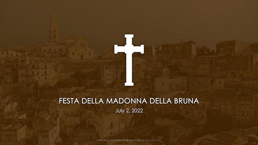 Festa della Madonna della Bruna 2022