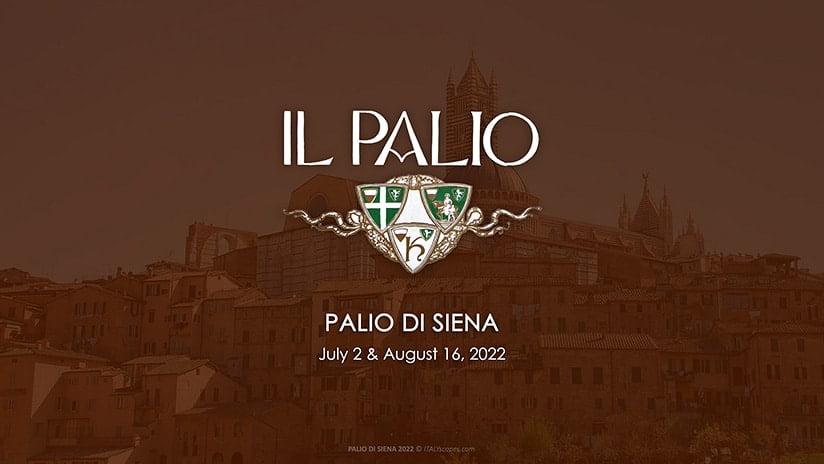 Palio di Siena 2022